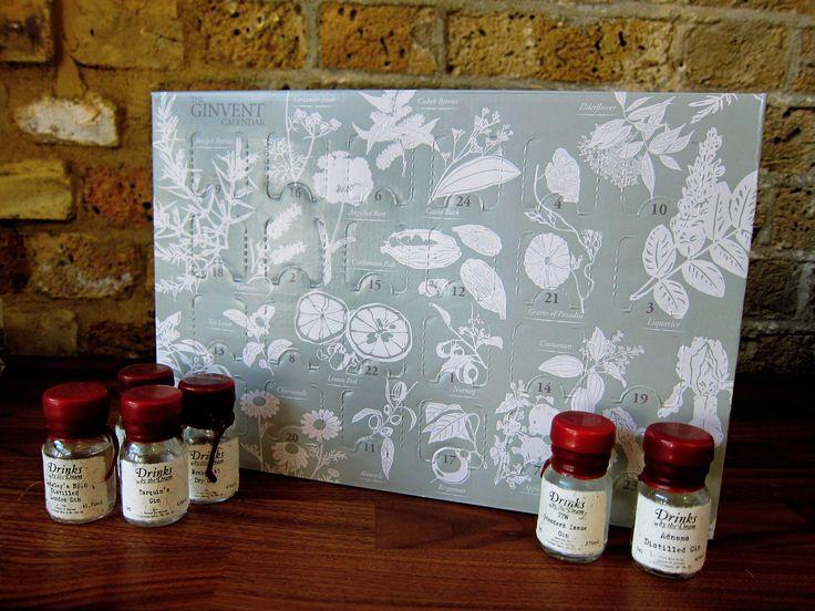 Botanical Ginvent Calendar - Gin Foundry
