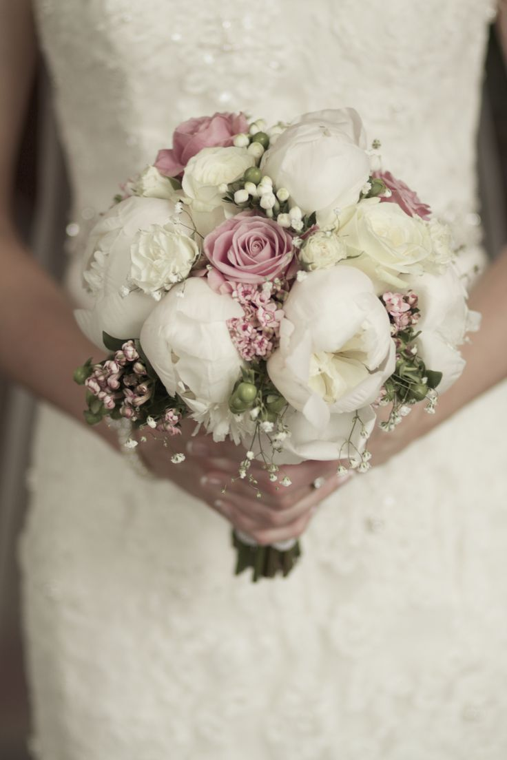Leonas Wedding Bouquet From Her In Buncrana County Donegal