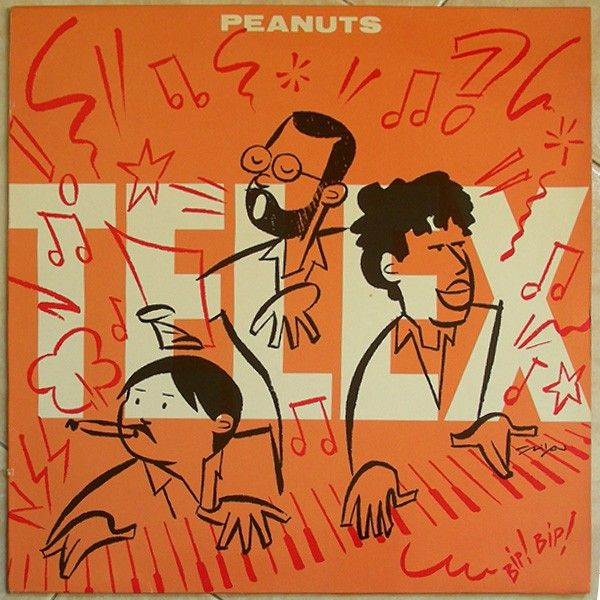 Telex - Peanuts. In vinile. compralo su robxrecords.it