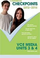 Cambridge Checkpoints - VCE media units 2012. 3 & 4