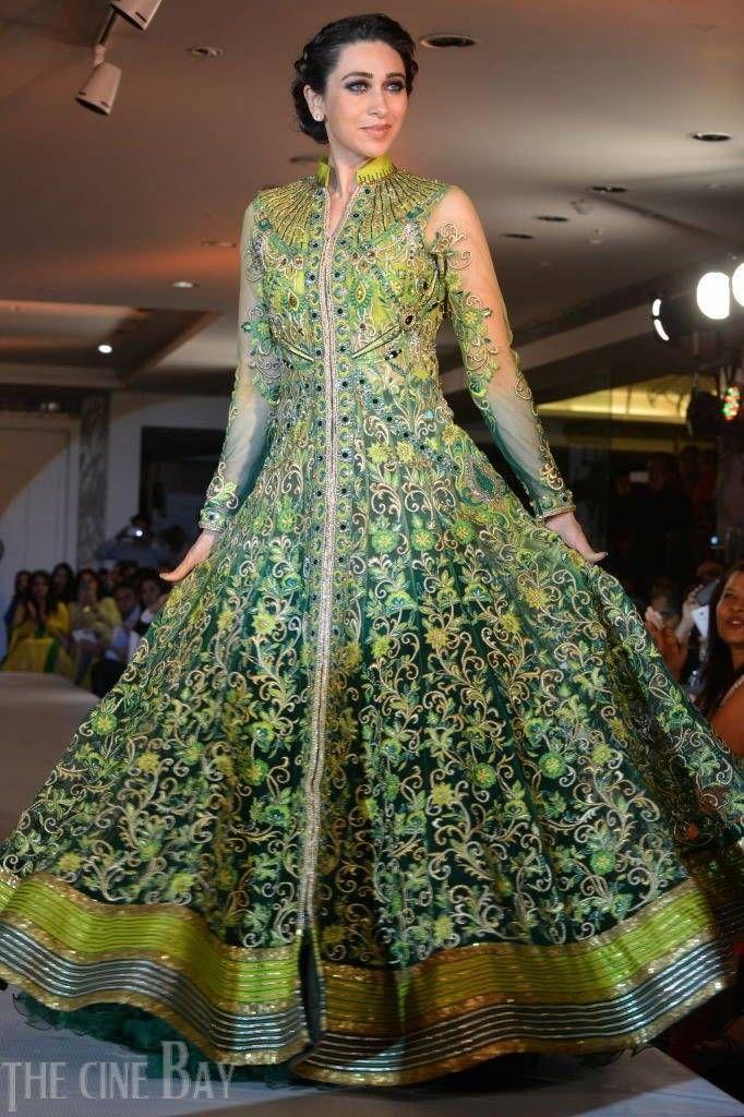 Karishma Kapoor | Style | Pinterest | Anarkali