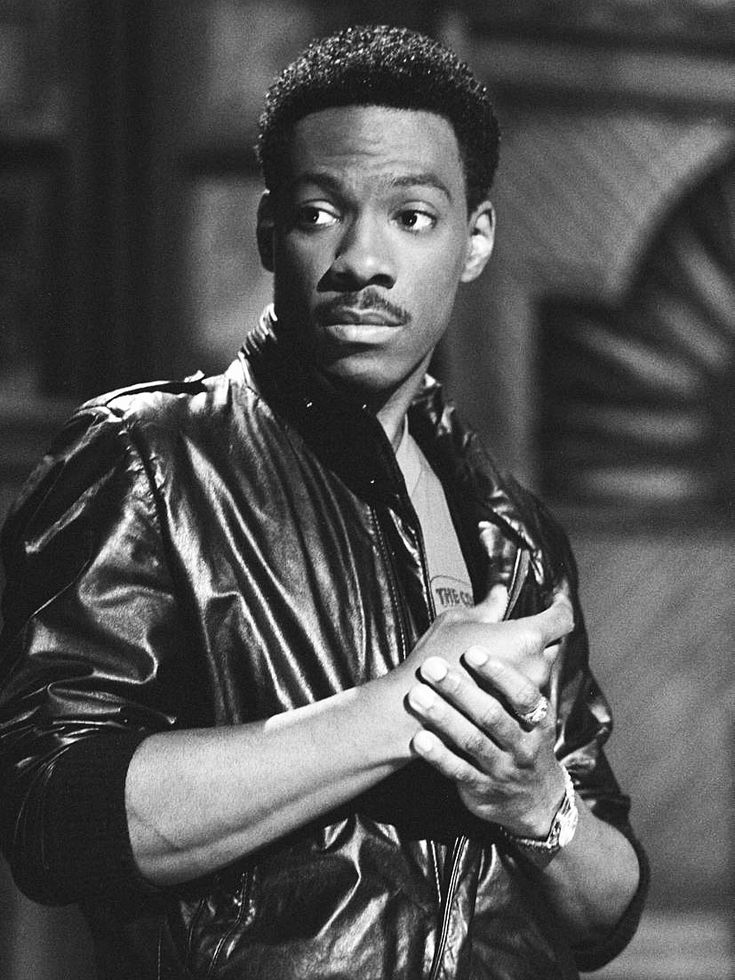 Eddie Murphy -- He was so hot!  Really underrated, I think, and underused as an actor.