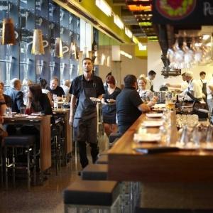 Eat and drink in Melbourne: MoVida Aqui   Level 1, 500 Bourke St, Melbourne. (Access via Lt Bourke).