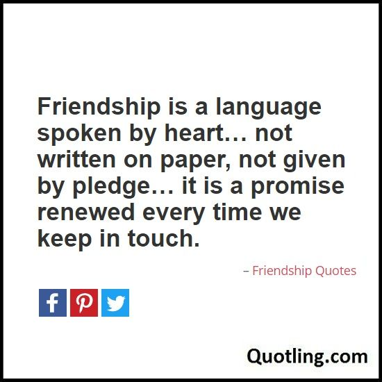 17 Best Heart Touching Friendship Quotes On Pinterest