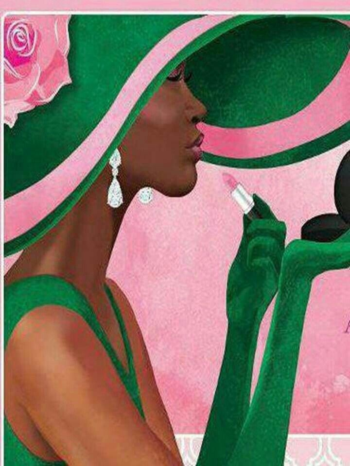 3)AKA, Alpha Kappa Alpha - Black Art Sorority I plan on going to college and pledgeing the sister hood of Alphas. I love that they value friendship,sisterhood,and family. I plan to follow my aunts and cousins tradition.