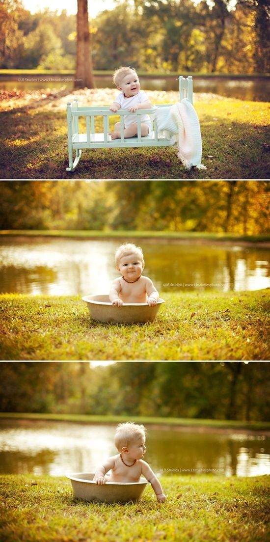 @Lindsey Grande Daubenmire   if we could find some props...this would be so cute at the park!