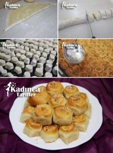 Gazoz Tatlısı Tarifi