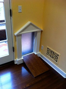 Dog Door Design Ideas, Pictures, Remodel, and Decor - page 2   ...........click here to find out more     http://googydog.com