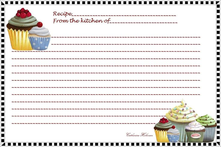 Free Printables Recipes Index Card   ... reply you can print this recipe card as a 4 x 6 photo on an index card