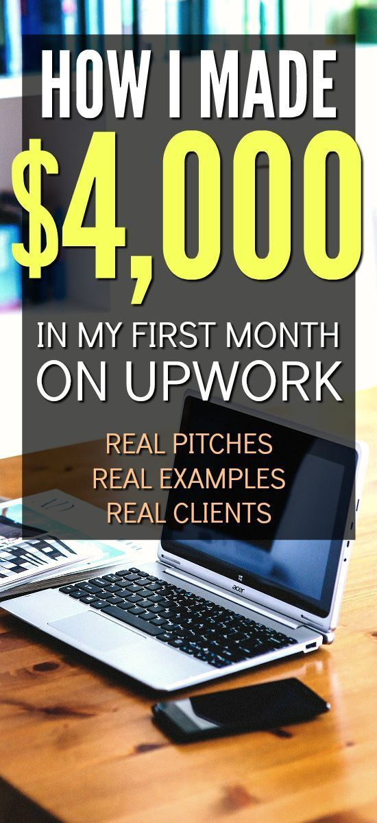 How I made over $4,000 in my first month on Elance (Upwork) – Becki Cannon