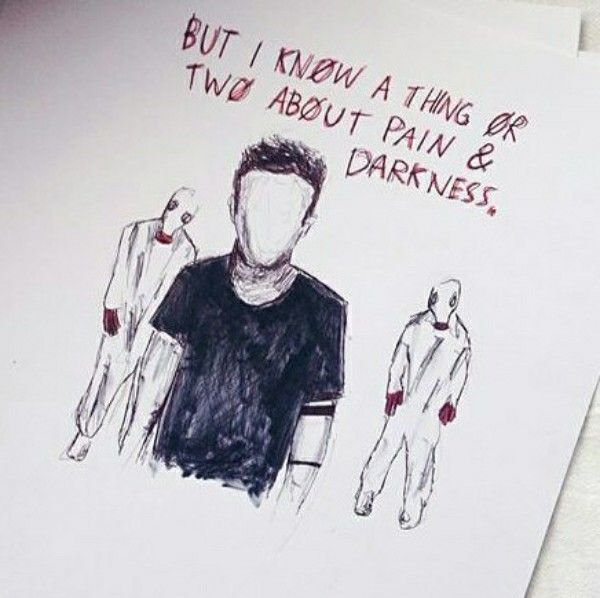 Kitchen Sink Twenty One Pilots Drawing 61 best clique art images on pinterest | music bands, screamo and