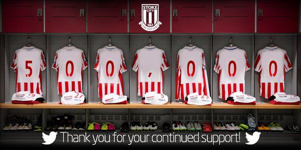Stoke City FC (@stokecity) on Twitter