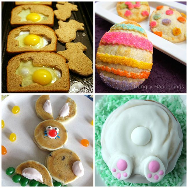 10 images about easter ideas on pinterest easter peeps Easter brunch ideas