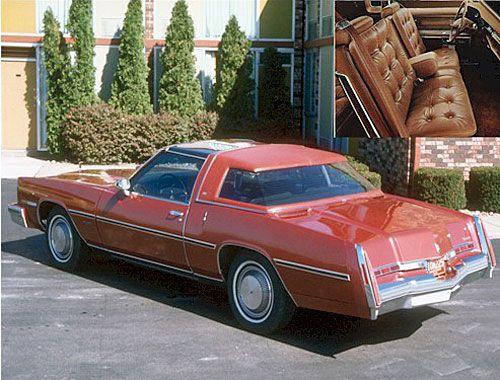 1978 Oldsmobile Toronado  The only Toronado with a wraparound rear window.  I saw one in mint condition in July 2013.