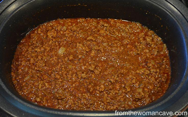 Texas Chili (no beans)