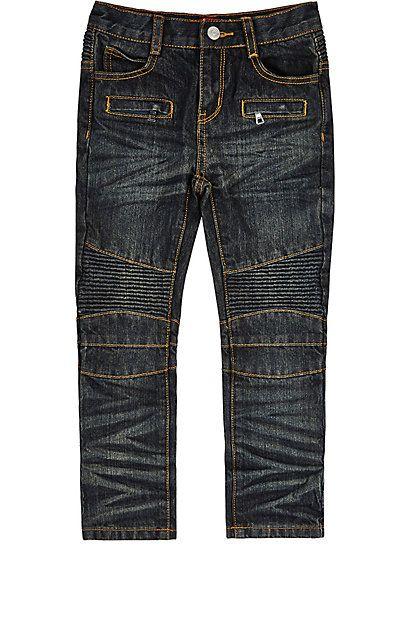 Haus of JR Clayton Biker Jeans - Tops - 504644124
