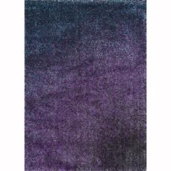 @Overstock - This Stella shag is a hot contemporary rug made in Egypt. Bring a touch of shimmer to any home décor with this stylish piece.http://www.overstock.com/Home-Garden/Stella-Purple-Shag-Rug-39-x-56/6975665/product.html?CID=214117 $104.51