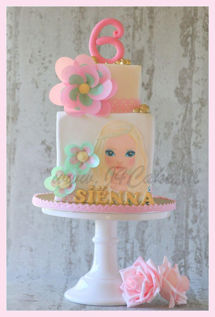 Si 235 Nna S Topmodel Cake Cake My Own Work Pinterest