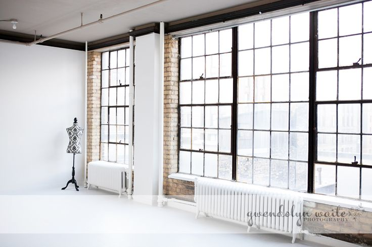 photographer's studio via gwendolyn
