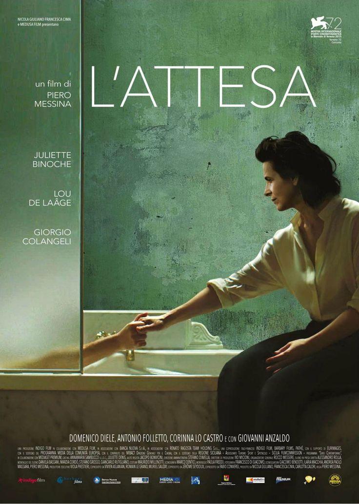 L'attesa, il film di Piero Messina con Juliette Binoche, Lou de Laâge e Giorgio Colangeli, dal 17 settembre al cinema.