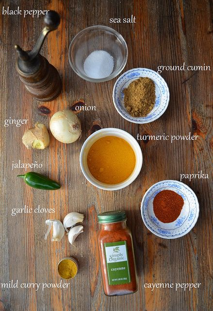 Ingredients for Keema by myhalalkitchen3, via Flickr