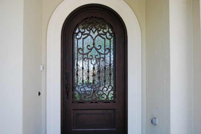 ... Decorating Arched Front Door : Arched Entry Doors Photo   5 | Dream  Home Ideas ...