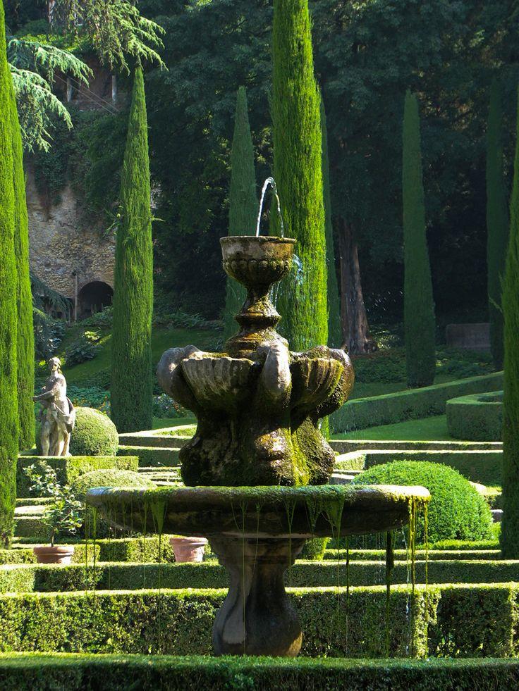 Giardini Giusti, Verona, Italy. by amycoady