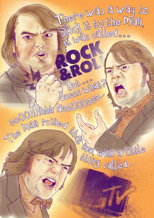 school of rock? yes please.--I've always wanted to be in SOR