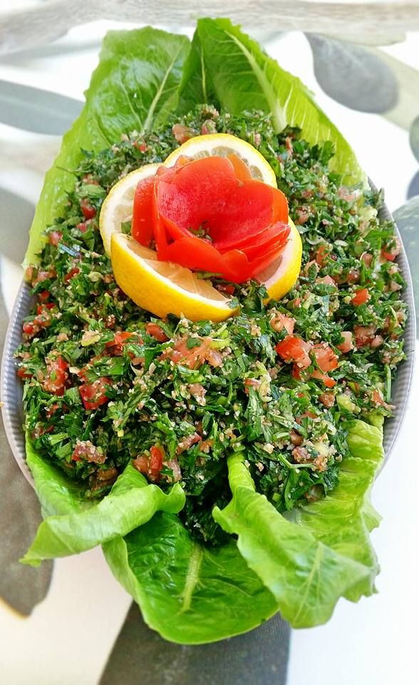 Tabouli - ZEINAS KITCHEN