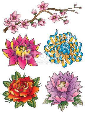 Custom tattoos glasgow, japanese flower tattoos designs ...