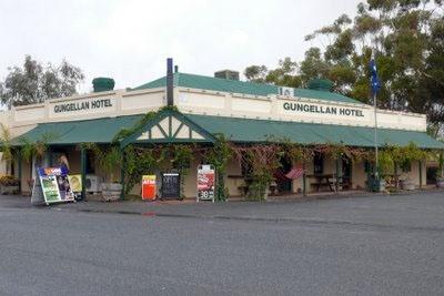Gungellan Hotel, Australia (McLeod's Daughters)