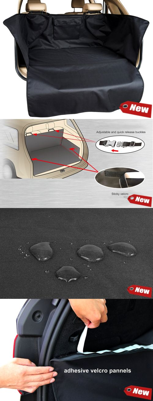 Car Seat Covers 117426: Cargo Liner Cover For Suv Waterproof Pet Dog Hair Dirt Protector Black New New!! -> BUY IT NOW ONLY: $38.91 on eBay!
