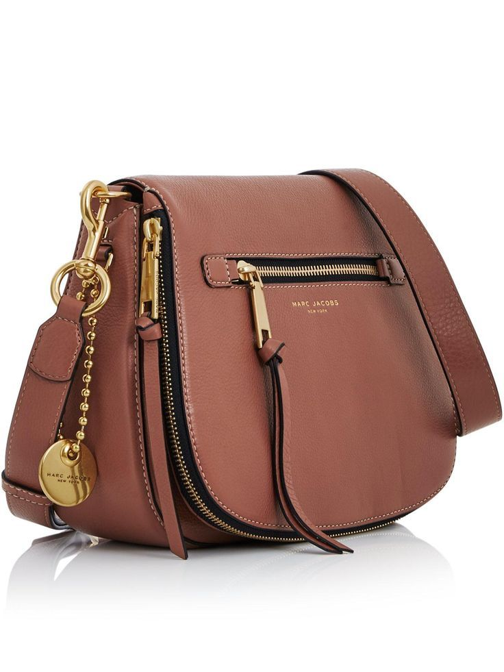 MARC JACOBS Recruit Saddle Bag - NEW IN!   Saddle Bag in 2019 ... 1008e46726