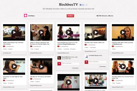 Birch Box on Pinterest has a board for video with cool tips on how to use their products. Description from dleblanc2011.blogspot.com. I searched for this on bing.com/images