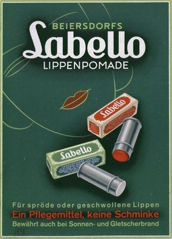 Seit Jahren nur der beste Schutz für die Lippen! | Depuis des années la meilleure protection de vos lèvres! NIVEA #Labello #retro