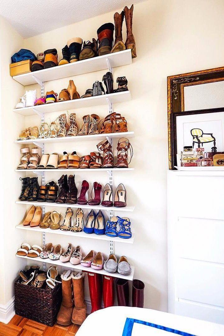 13 creative closet hacks every fashion girl should master bedroom rh pinterest com