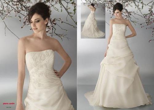 Свадебное платье пьер карден