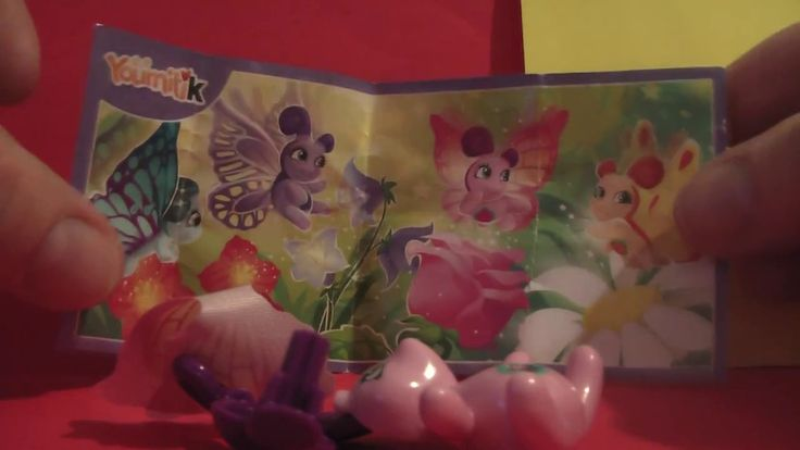 Butterfly Surprise Kinder Egg Toys SD040C