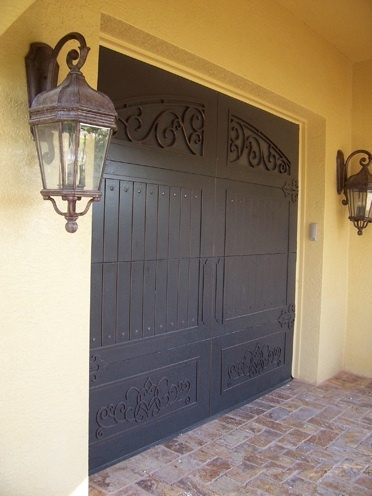494 best tuscan style images on pinterest tuscan style Italian garage doors
