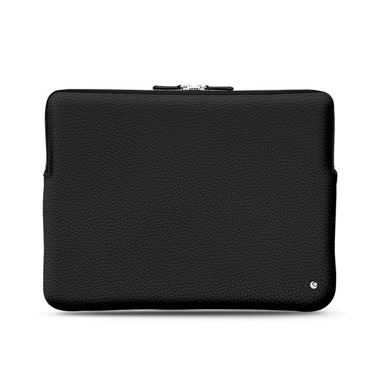 Noreve Leather Case For 12″ Macbook – Griffe 3 – Griffe 3 – Ambition – Ebène ( Sleek P C12 – Black )