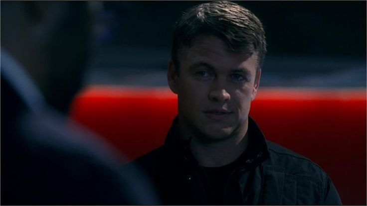 Luke Hemsworth in Westworld (2016-)