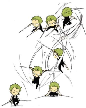 Roronoa Zoro | One Piece | I don't own the picture, credits to the owner of the pic!