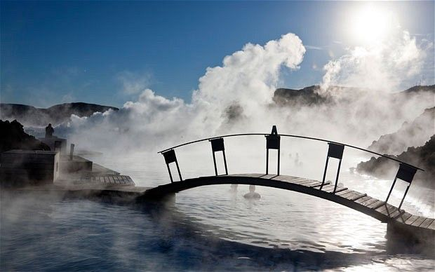 Blue Lagoon Geothermal Resort, Iceland