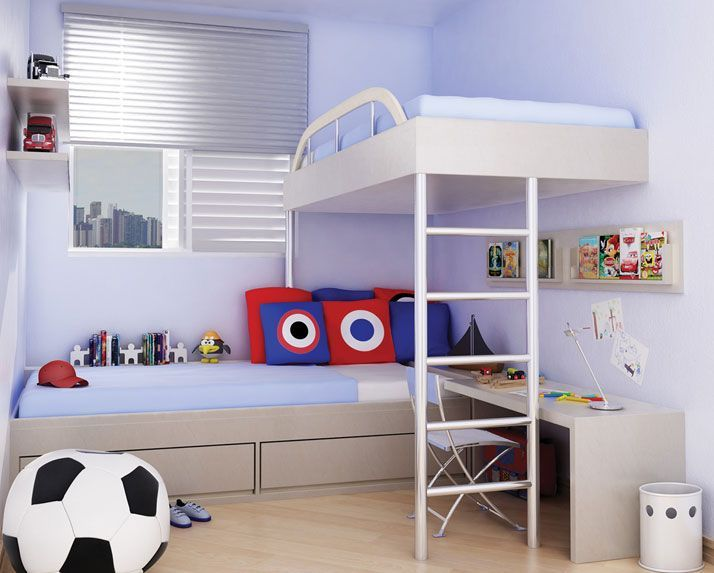 decoração para quarto de meninos - 3