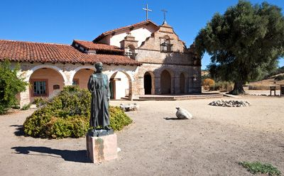 23 best images about california missions on pinterest for Granite remnants los angeles ca