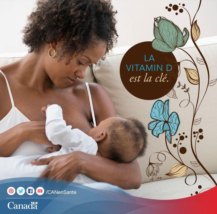 La vitamine D est la clé! N'oubliez pas les suppléments de vitamine D si vous allaitez.  http://www.canadiensensante.gc.ca/health-sante/infant-care-soins-bebe/nutrition-alimentation-fra.php?utm_source=pinterest_hcdns&utm_medium=social&utm_content=Sept17_vitaminD_FR&utm_campaign=social_media_14