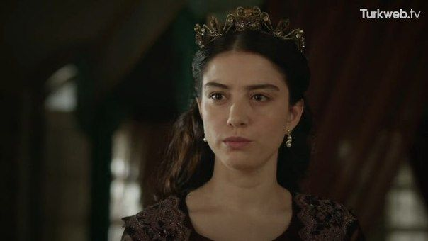 """Rana hatün is a character inspired by history, but in fact she was named """"Fatma"""". Creators just renamed her so as to not be confused with Fatma sultan, Süleyman's second most annoying sister."""