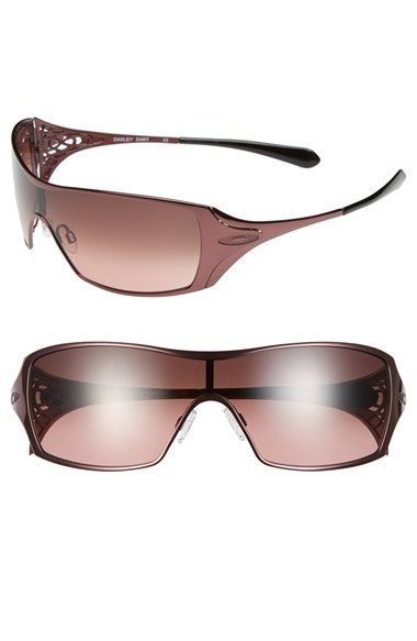Oakley 'Dart' Shield Sunglasses available at #Nordstrom