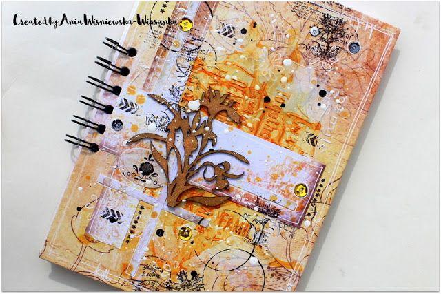 Meadow Flowers notebook