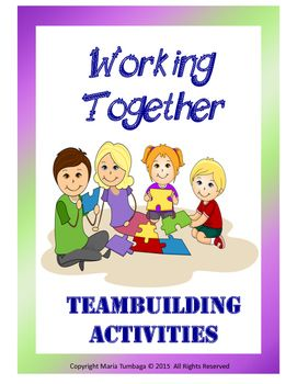 This team building set comes with general objectives. Each activity comes with…